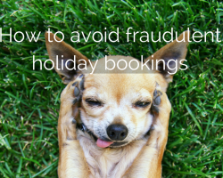 How to avoid fraudulent holiday bookings