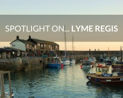 Spotlight on… Lyme Regis