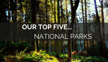 Top 5 National Parks