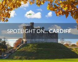 Spotlight on… Cardiff