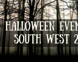 Halloween Events in Cornwall and Devon 2016