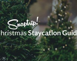 Snaptrip's Guide to a great Christmas Staycation