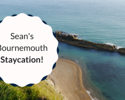 How to Enjoy a Bournemouth Staycation like Sean