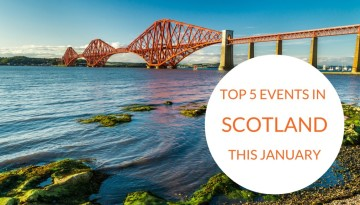 Top events in Scotland this January