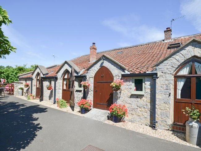 Grade II listed cottages