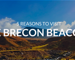 5 Reasons Why Everyone Should Visit The Brecon Beacons