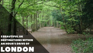 5 Peaceful UK Destinations Within a One Hour Drive of London (1)