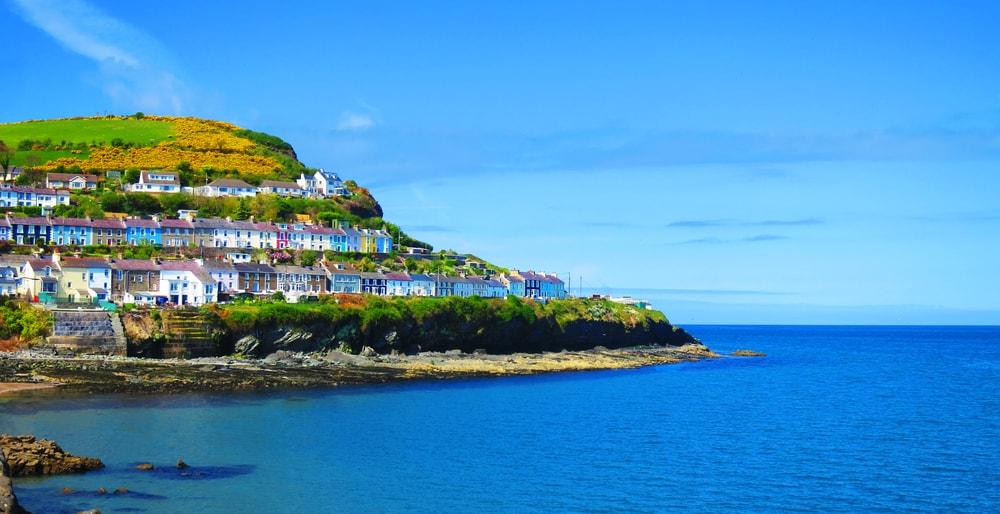 Cardigan Bay Wales