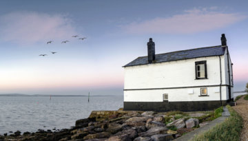 One of the best secluded beach cottages